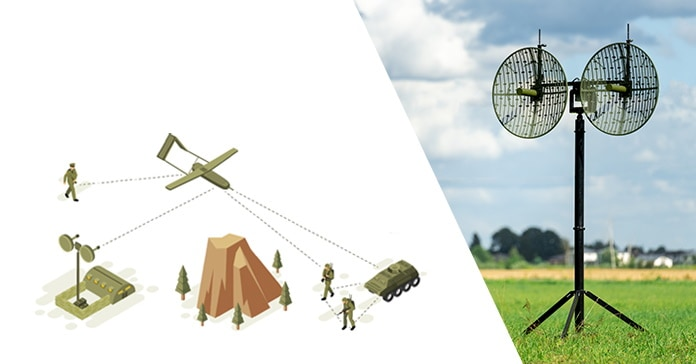 Octopus ISR Systems MIMO Tracking Antenna System by UAV Factory