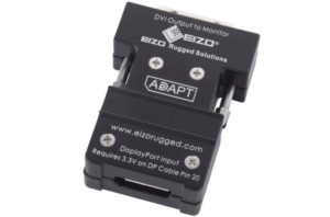 Adapt-R DVI Rugged DisplayPort to DVI Video Converter