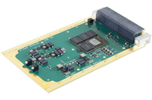 Condor 4000 3U VPX AMD Radeon-based graphics & GPGPU card