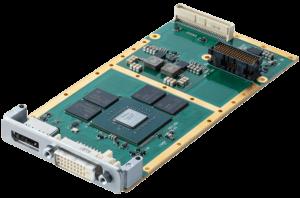 Condor NVP2000xPF XMC Graphics & GPGPU Card