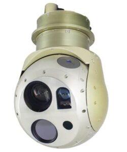 EO IR Camera Gimbal by UAVOS