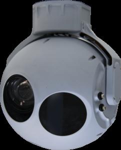 EO IR Gimbal Camera Systems by AVT