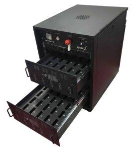 Epsilor Joint Charging Network for UAVs