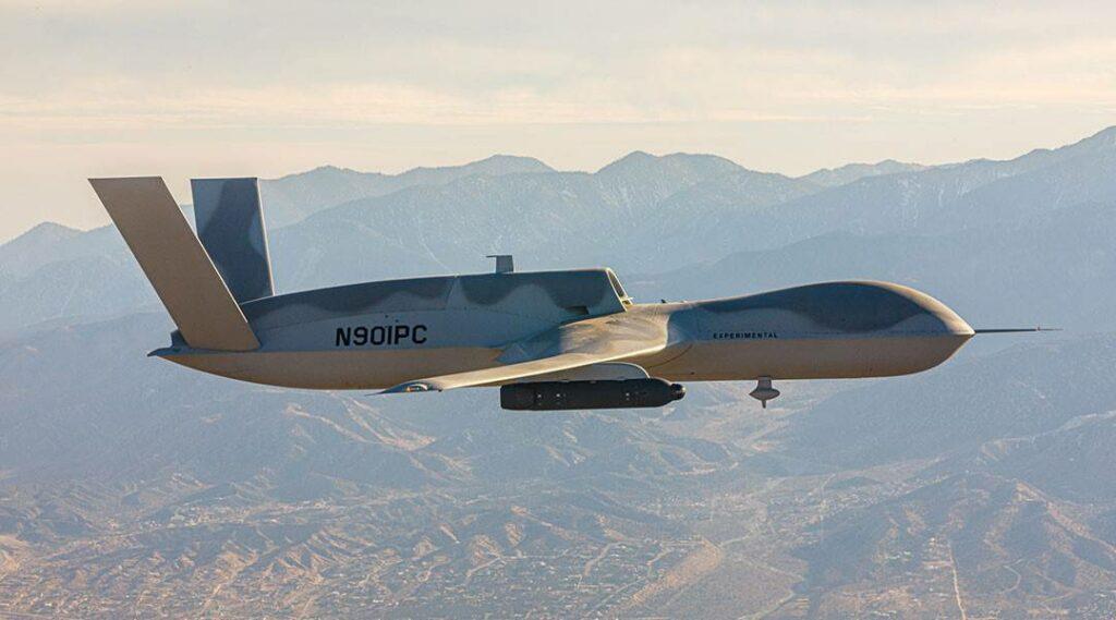 GA-ASI Avenger UAV