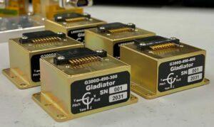 Gladiator SX2 inertial sensors