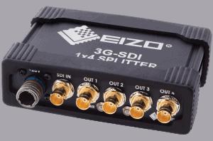 Hydra 1004 Industrial 3G-SDI 1x4 video splitter