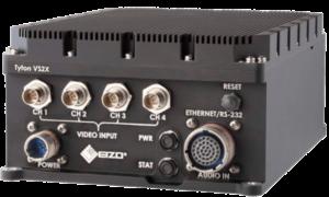 Tyton VS2X Rugged 3U VPX H.265-H.264 Encoding & Streaming Solution