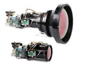 Sierra-Olympic Technologies Ventus HOT MWIR cameras
