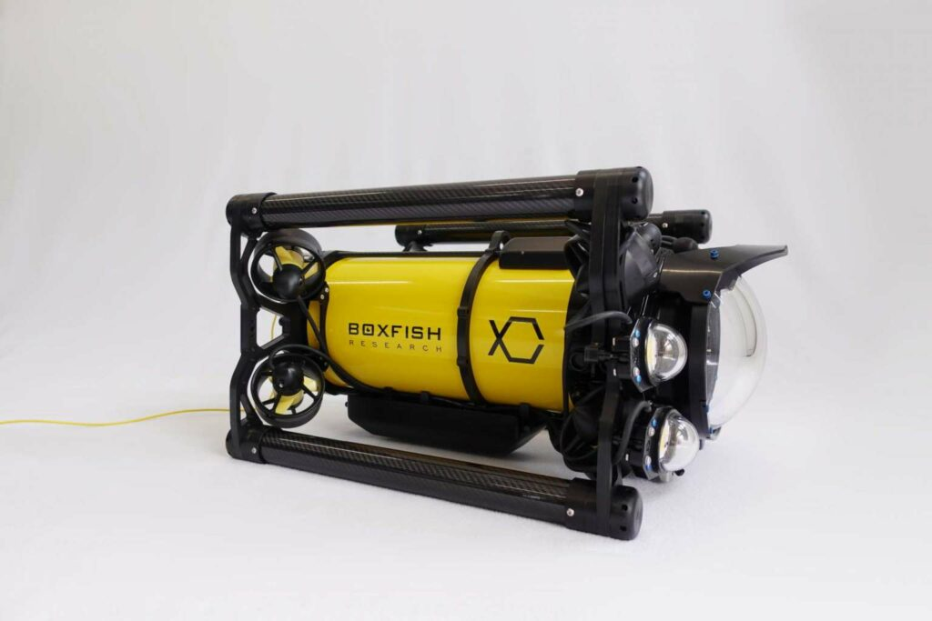 Cinematography ROV Boxfish Research