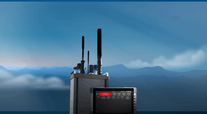 Citadel Defense Titan counter-UAS system