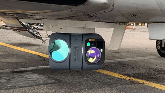 Elbit Systems UAV payload