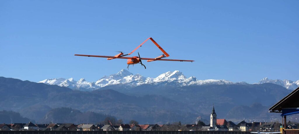 Electric UAV