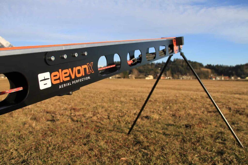 ElevonX Scorpion drone catapult