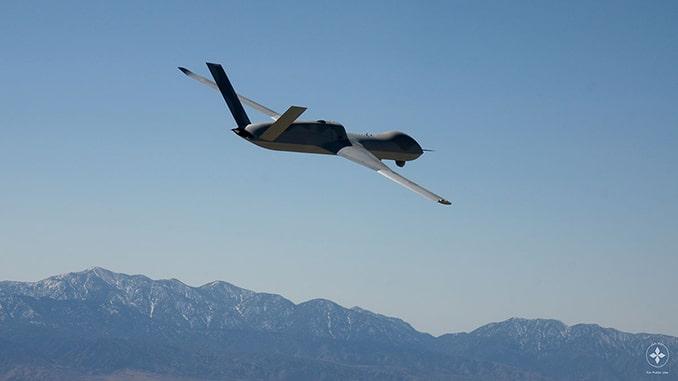 General Atomics Avenger ER UAS
