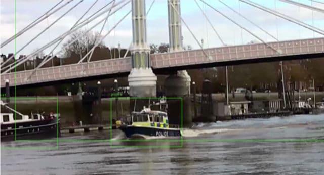 Marine AI software for Autonomous vessels