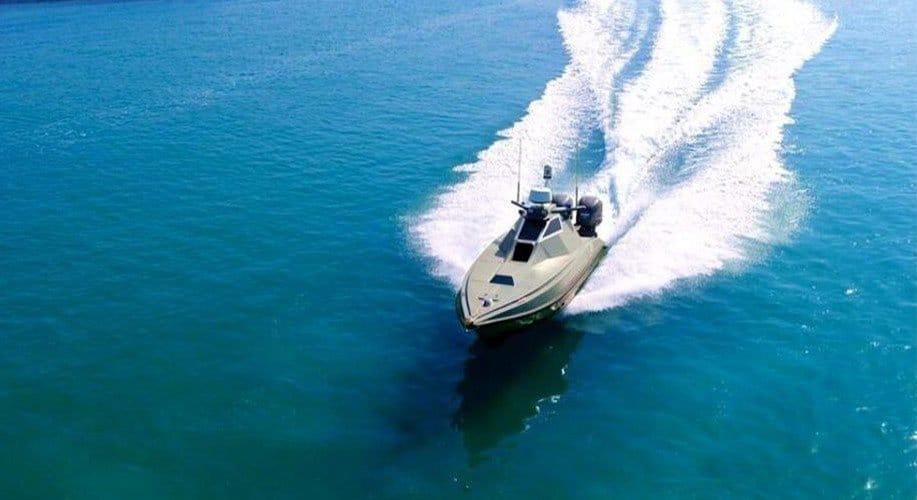 Autonomous marine vessels