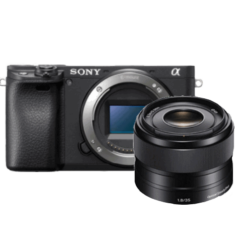 SONY A6400 (35mm LENS)