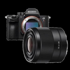 SONY A7RIII (28mm LENS)