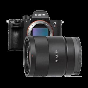 SONY A7RIII (55mm LENS)