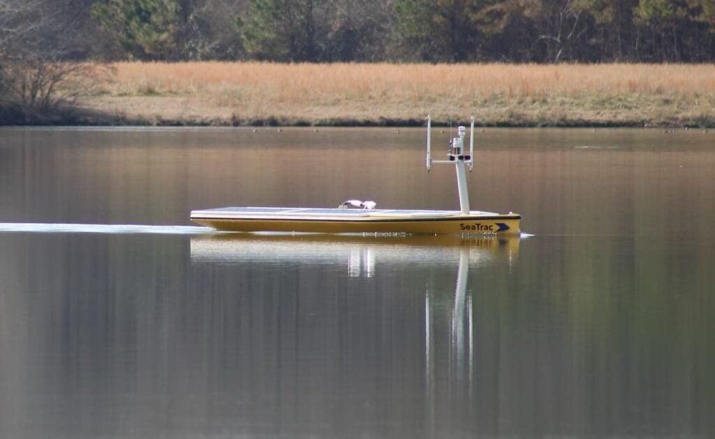 SeaTrac SP-48 USV