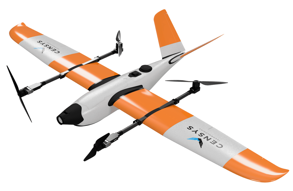 Sentaero v2 BVLOS Drone