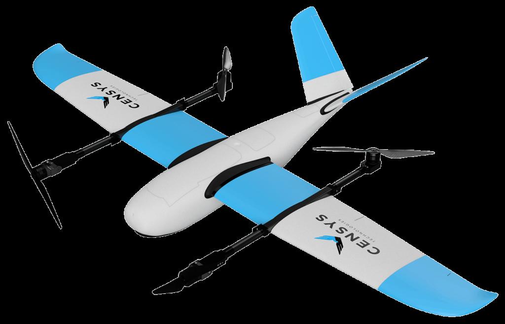 Sentaero v2VTOL fixed wing VTOL