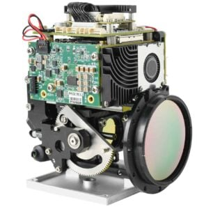 Smallest MWIR Camera