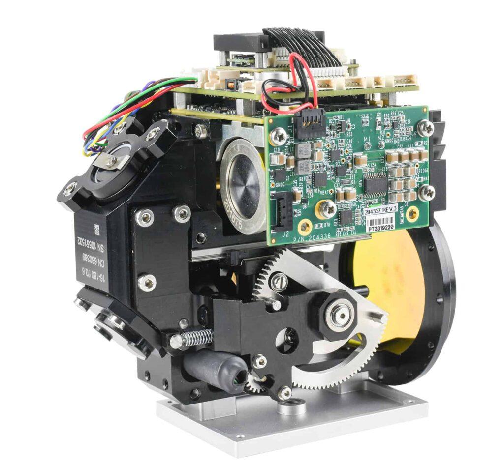 Smallest mid-wave infrared sensor