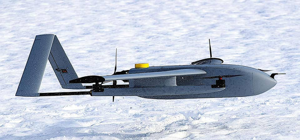 TANGO VTOL UAV