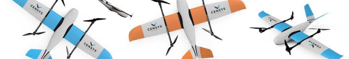 VTOL fixed wing drones