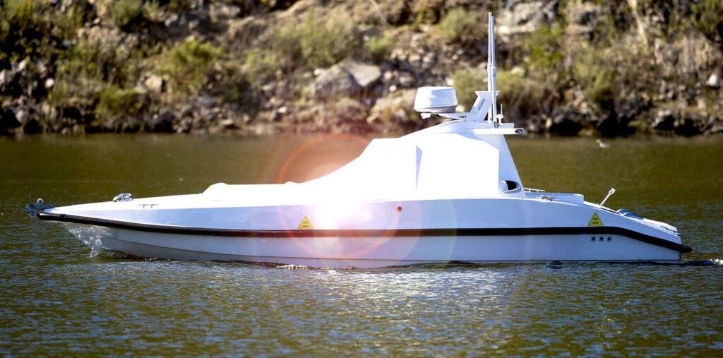 autonomous vessel conversion