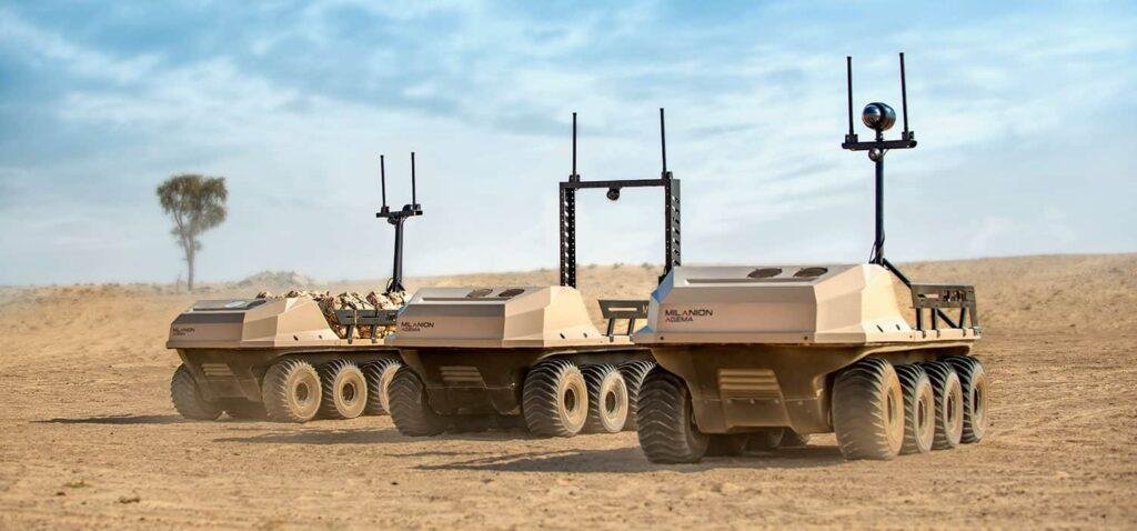Autonomous solutions