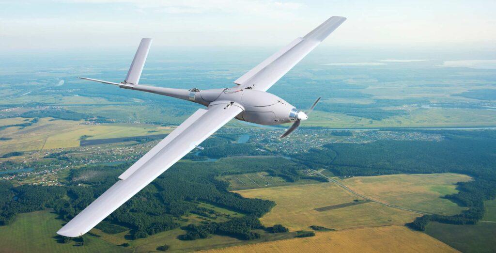 skytrac ims350 UAV Satcom