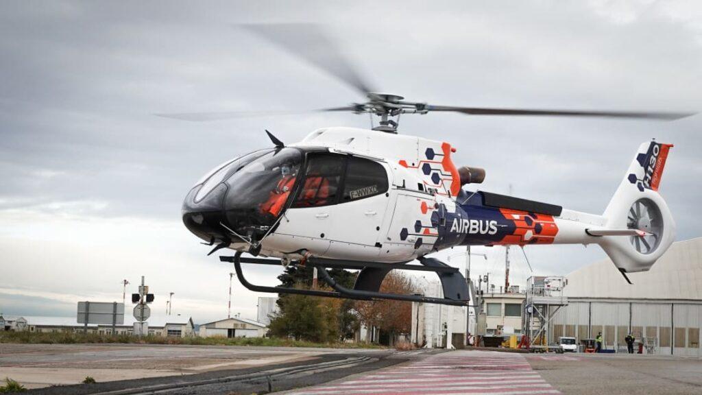 Airbus helicopter autonomy