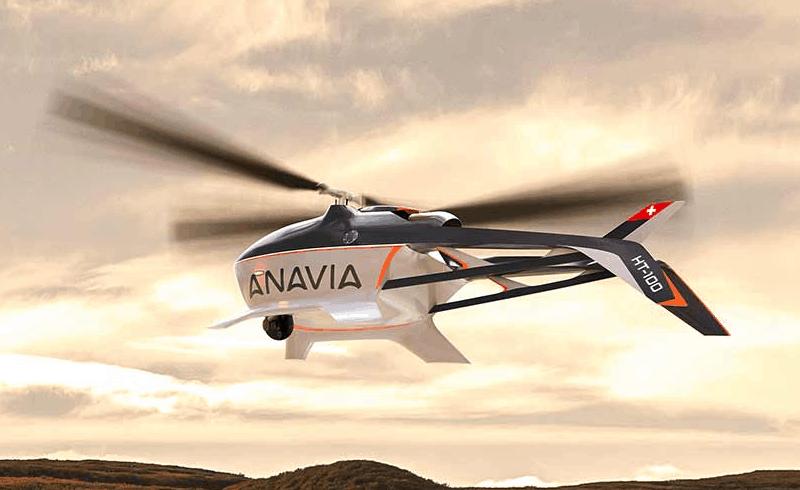 Autonomous unmanned helicopter