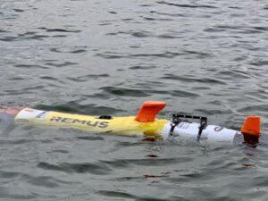 Belgian Navy AUV