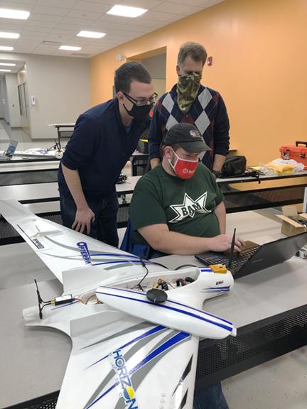 Drone training degree