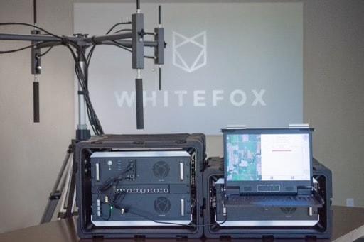 DroneFox drone defense system