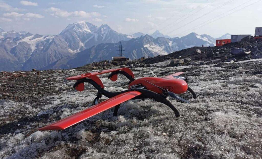 Fixar hybrid VTOL drone