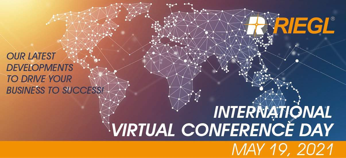 RIEGL International Virtual Conference Day
