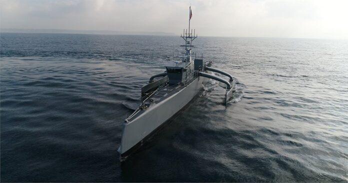 Leidos Seahawk USV