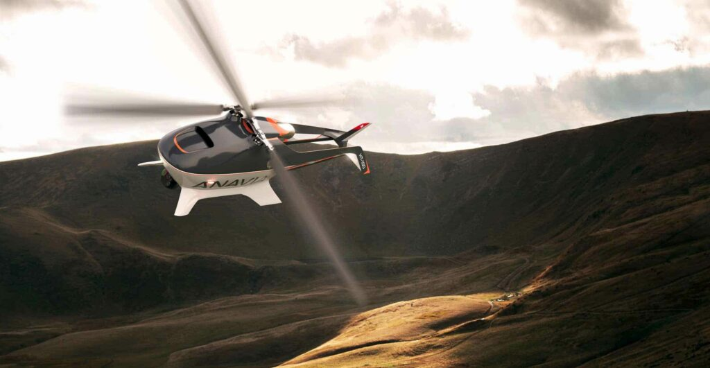 Unmanned Helictopter