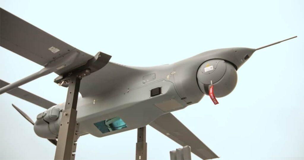 WAMI Sensor on RQ-21A Blackjack UAS