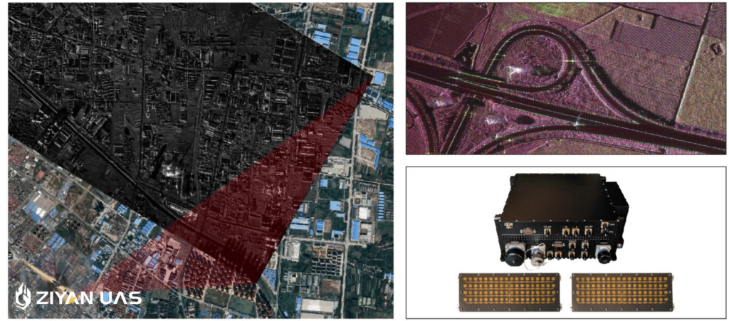 Ziyan UAS Mapping and Surveillance Solutions