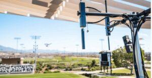 dronefox uav detection at stadium
