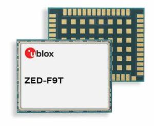 u-blox GNSS timing module