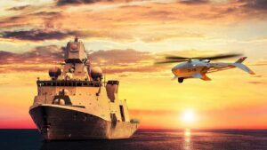 unmanned helicopter Logistics and Cargo Delivery