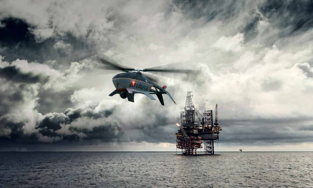unmanned helicopter for Maritime Operations