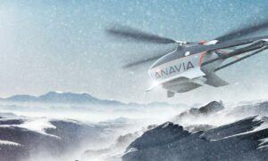 unmanned helicopter for Search & Rescue