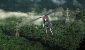 unmanned helicopter for mapping & surveying